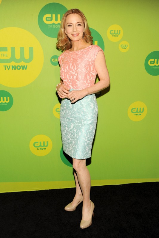Susanna Thompson star of Arrow on the CW